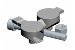 Pneumatik-Stoß-Verbindungssatz 8