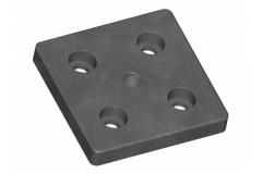 Fußplatte 8 80x80 M10