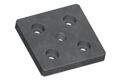Fußplatte 8 80x80 M12
